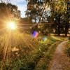 Love Path Sunset