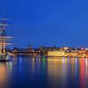 An Evening on Skeppsholmen VIII
