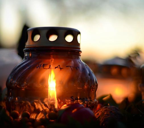Memorial Candles II