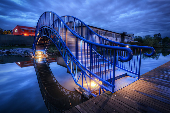 Blue Arch Bridge I