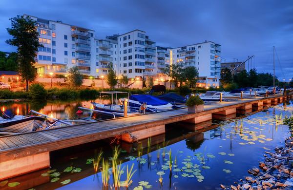 Bällsta Bay Marina I