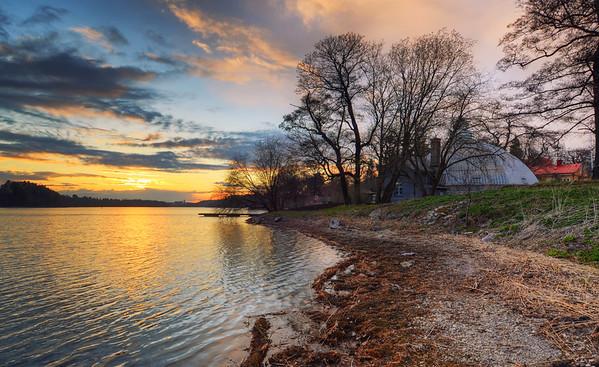 Bergius Park Sunset