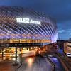 Tele2 Arena Dusk