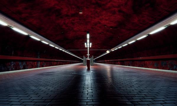 An Empty Platform