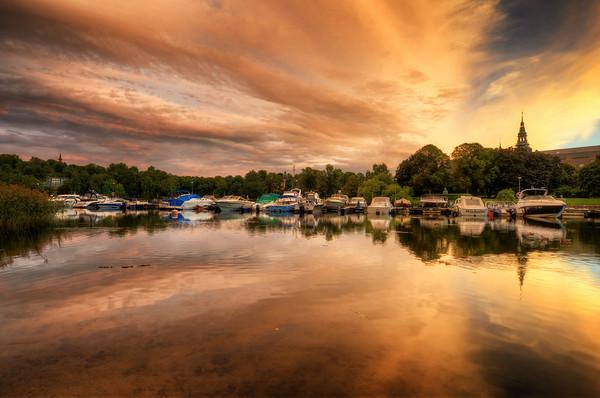 Orange Sky Marina