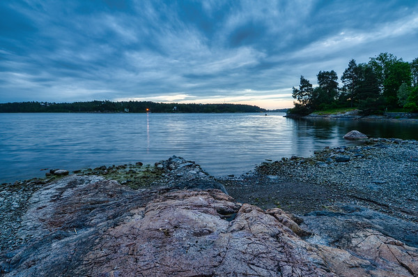 Pebbles of Samsö Bay