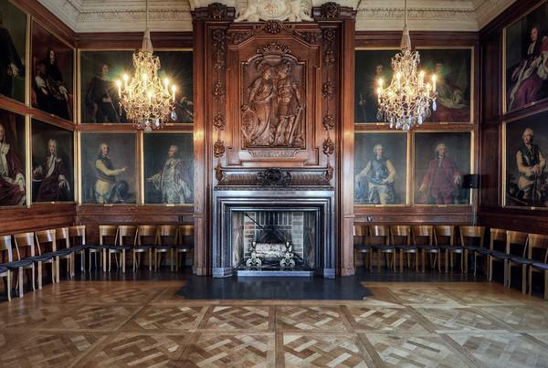 Noble Portrait Hall