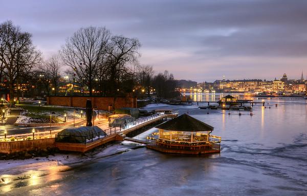A Pavilion on Ice II