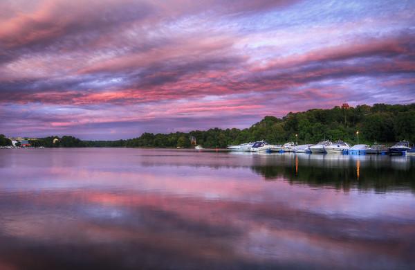 Purple Sky Marina