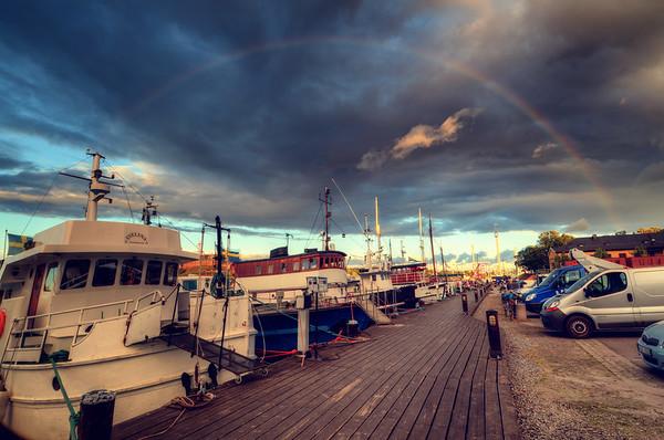 Ship Islet Rainbow