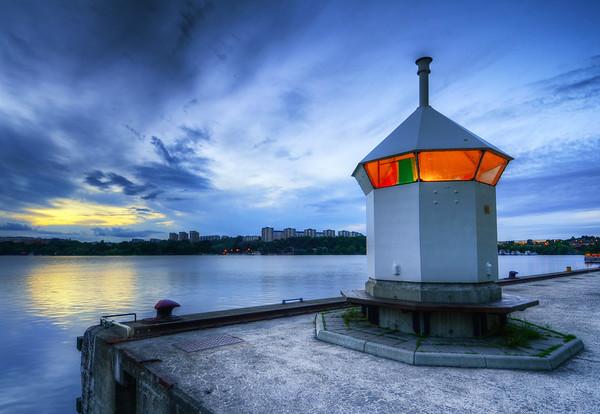 A Trendy Lighthouse