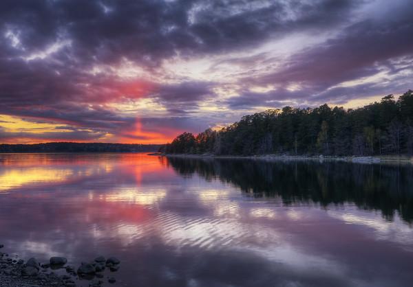 Värmdö Sunset Lands