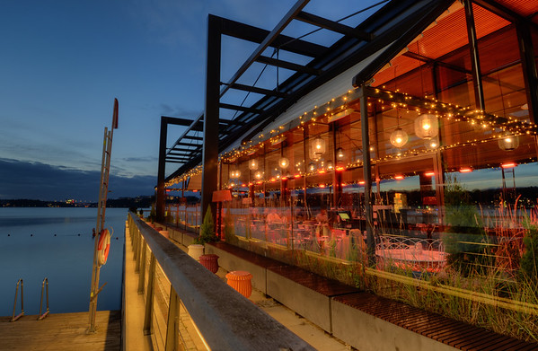 The Restaurant Pier