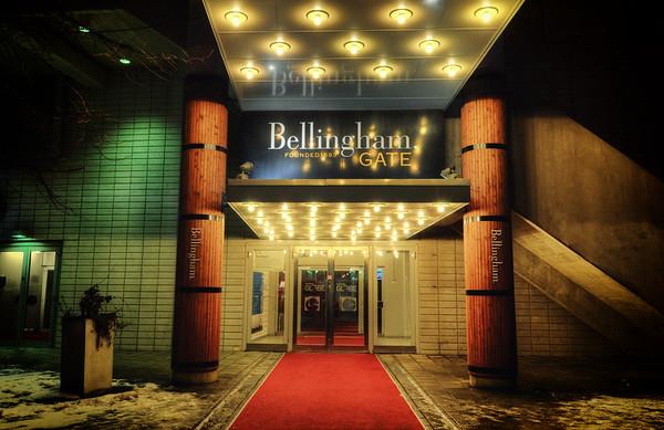 The Bellingham Gate