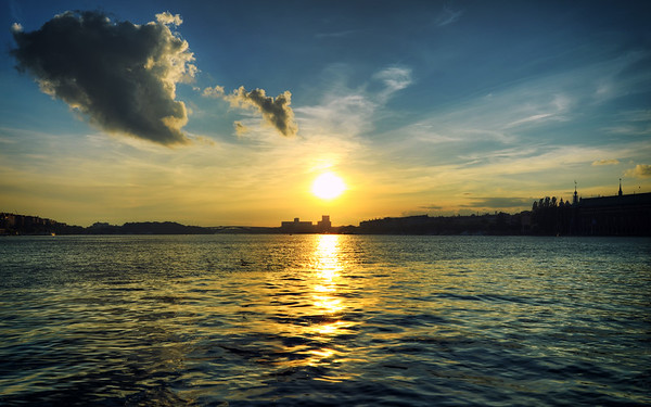 Riddarholmen Sunset II