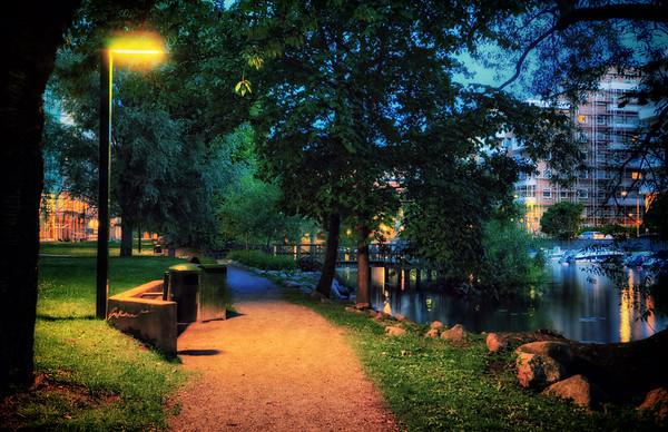 Blekholmen Park