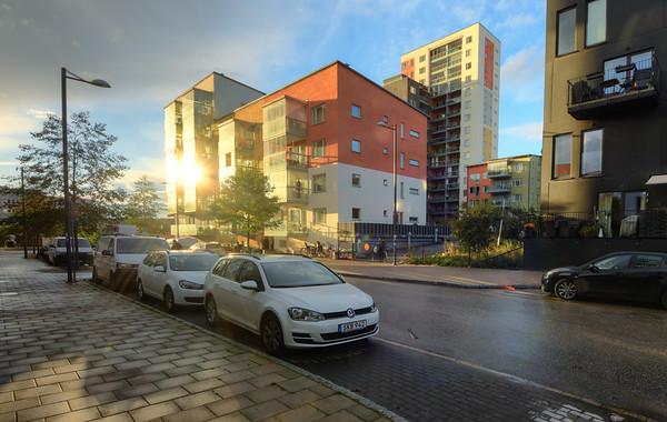 Golden Annedal Street