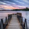 Hornsberg Boardwalk Sunset