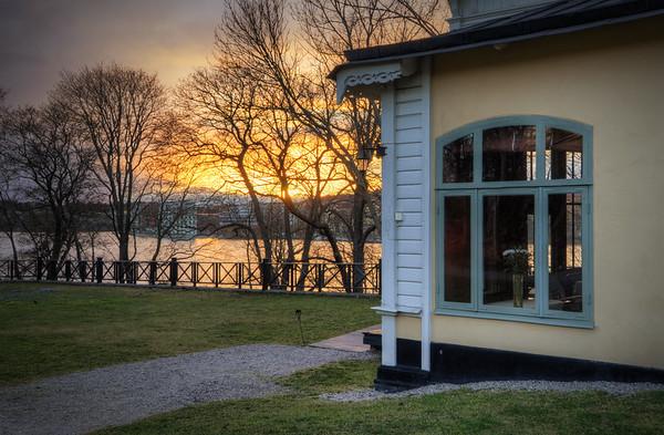 Carlshäll's Estate Sunset II