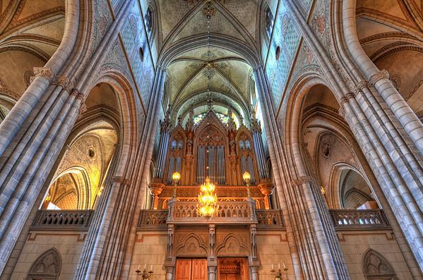 Uppsala Cathedral VIII