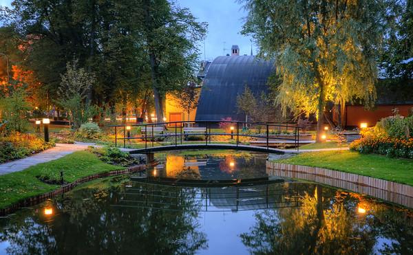 Pastoral Town's Park