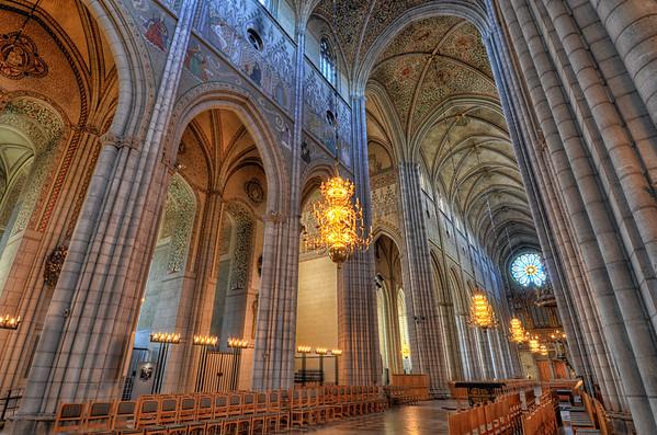 Uppsala Cathedral IV