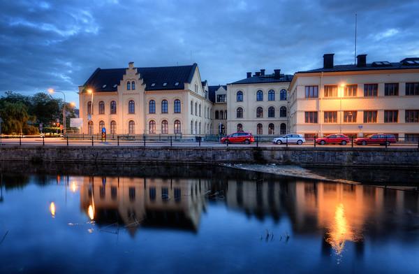 Uppsala River Blues I