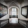 Hallway of Skokloster Castle