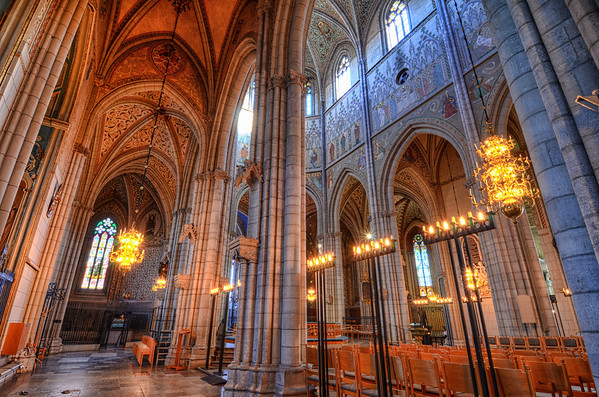 Uppsala Cathedral I