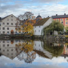 An Autumnal Uppsala I