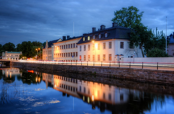 Uppsala River Blues II