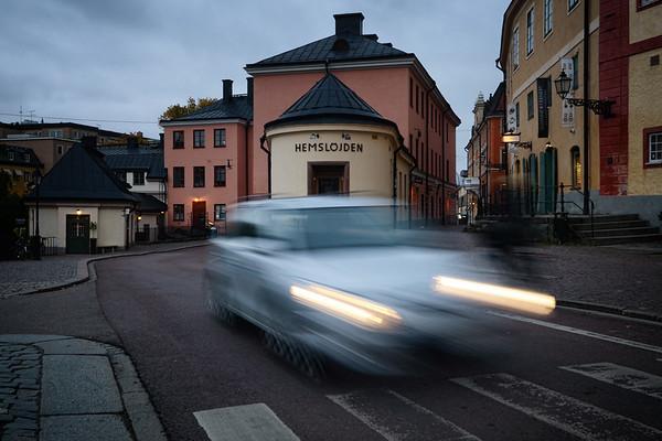 Ghost Car Town