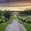 Botanical Garden Sunset