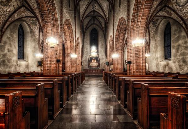 Holy Trinity Church I