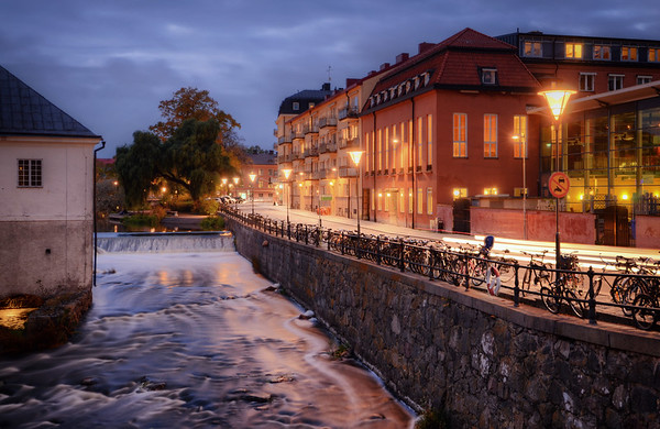 The Uppsala Stream II