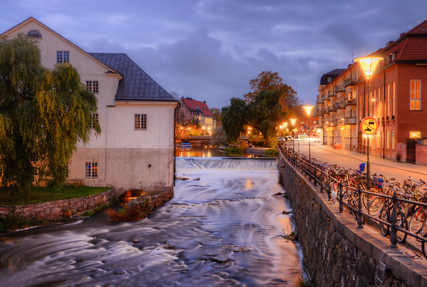 The Uppsala Stream I