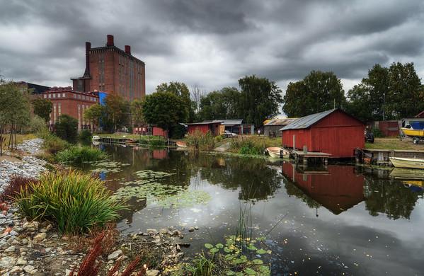 An Industrial Landscape