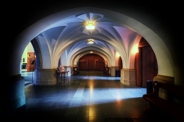 The Romanesque Vaults