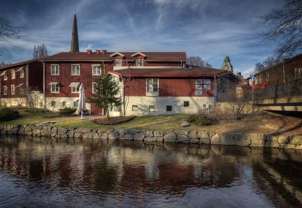 A Dayscape of Västerås