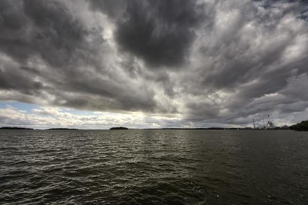 East Harbor Overcast