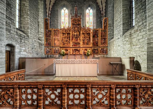 Abbey Church Chancel