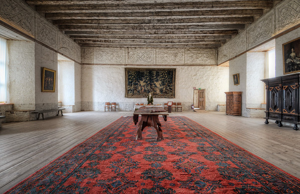 Vadstena Castle Room I