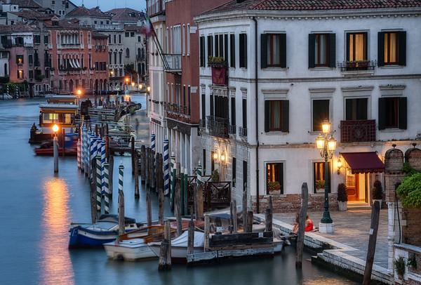 Around the Venice Bend