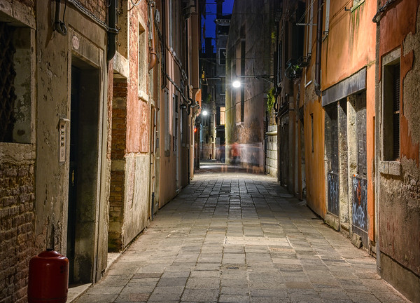 A Venice Backstreet