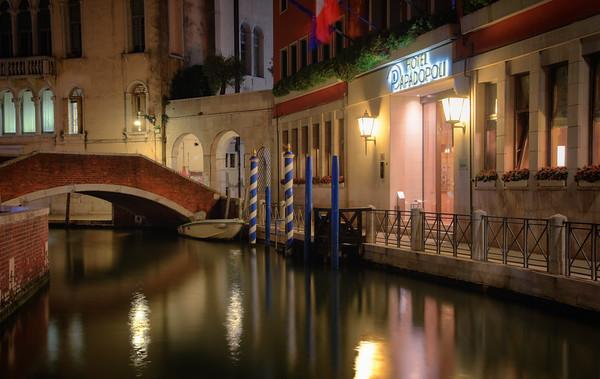 The Papadopoli Canal