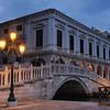 Paglia Bridge Evening