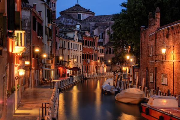 Venice Canal Blues