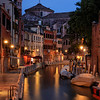Venice Canal Blues