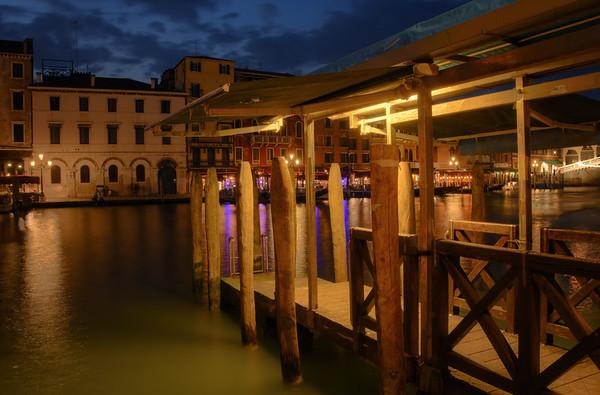 The Pier of Rialto