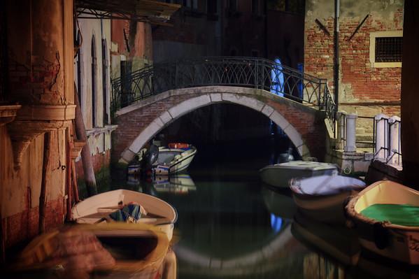 A Lonely Bridge